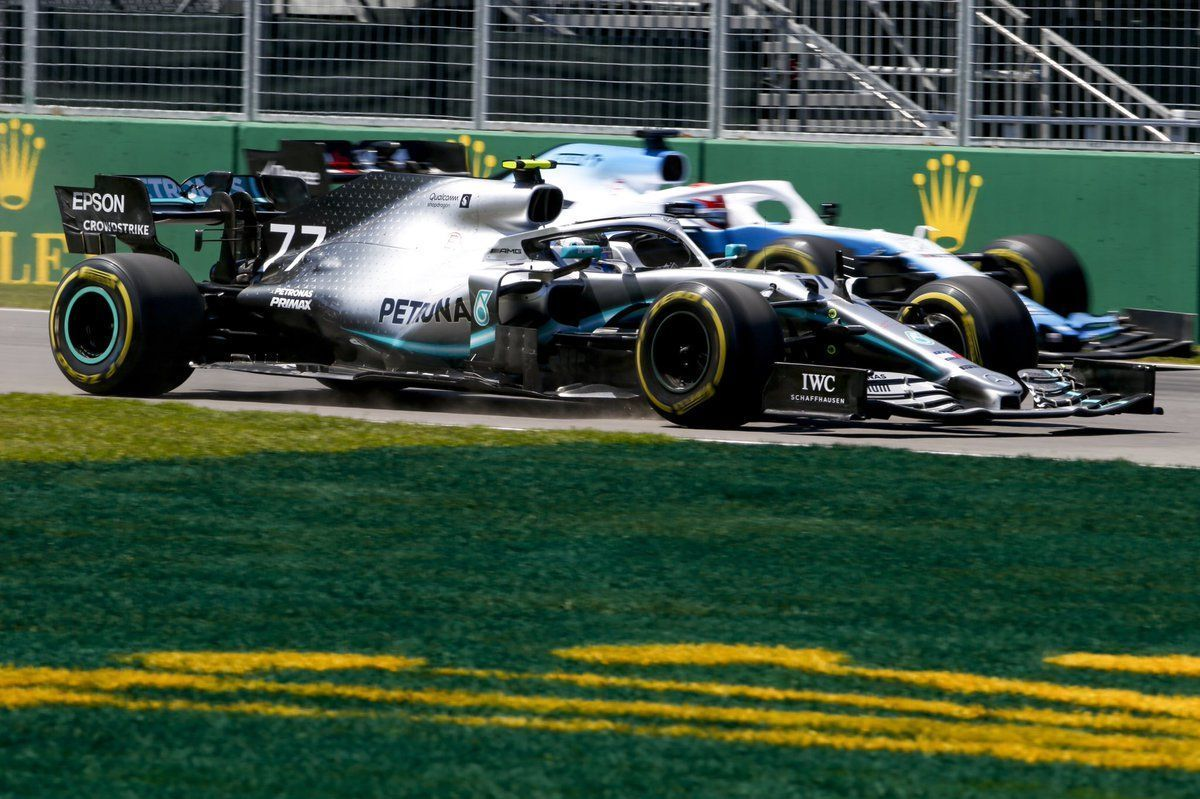 Valtteri Bottas, F1, Canadian GP, Mercedes