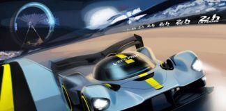 Aston Martin Hypercar, Toyota, WEC