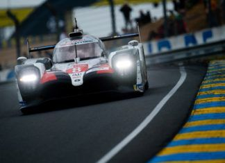 Toyota, WEC, Le Mans 24 Hours