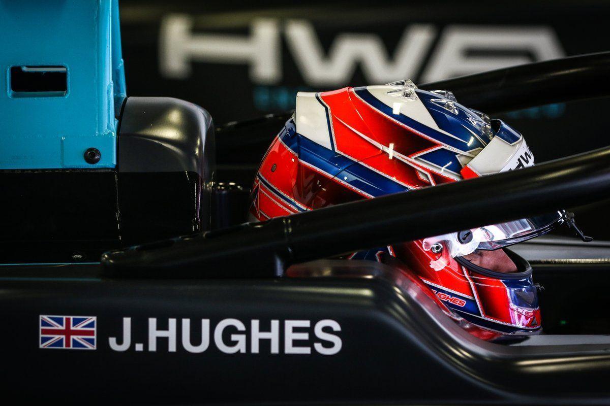 Jake Hughes, F3, Paul Ricard
