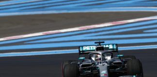 Lewis Hamilton, F1, Mercedes, French GP
