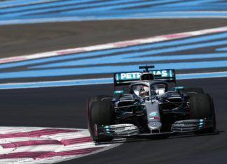 Lewis Hamilton, F1, Mercedes, French GP