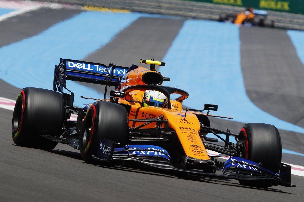 McLaren, F1, French GP