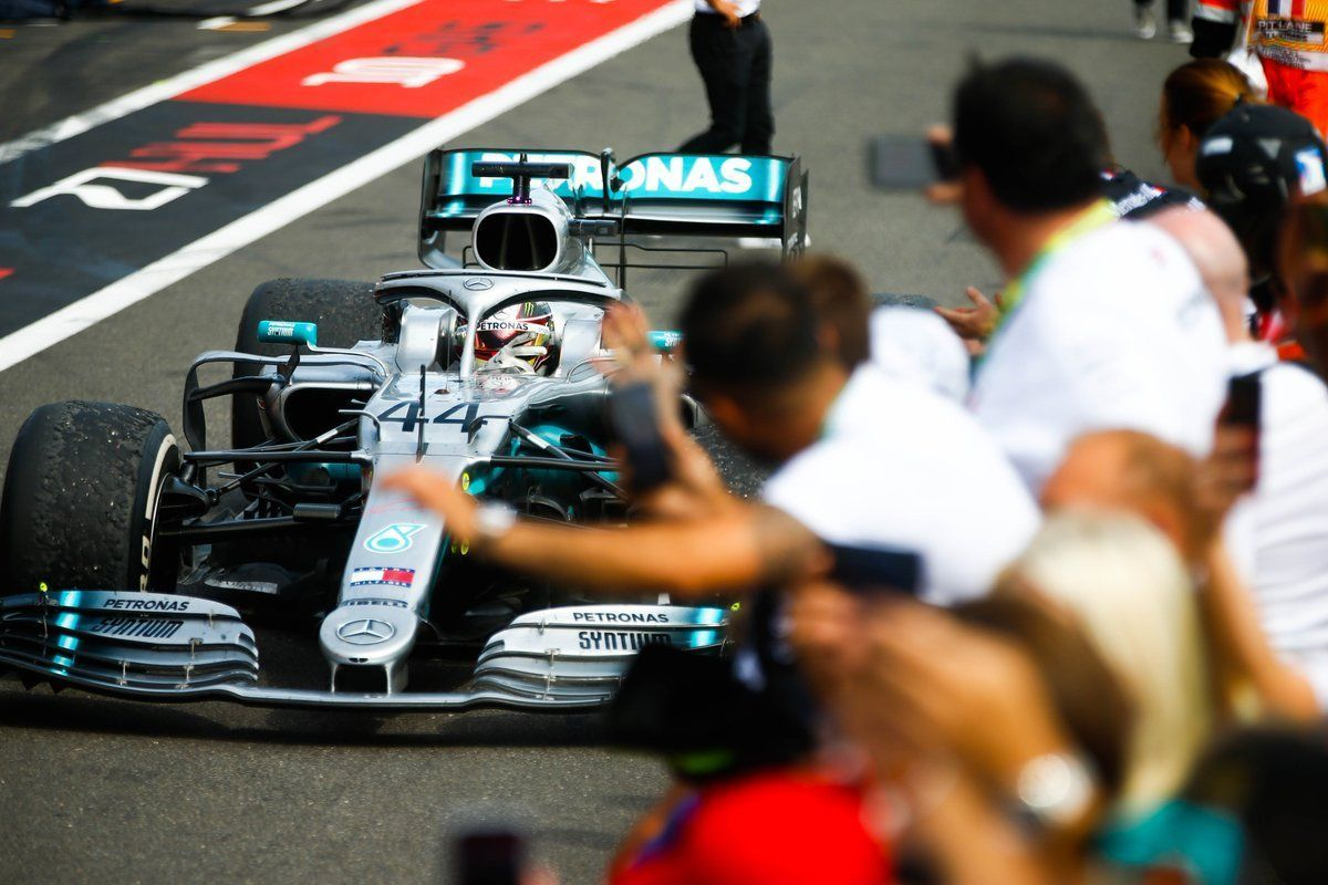 Lewis Hamilton, F1, French GP, Mercedes