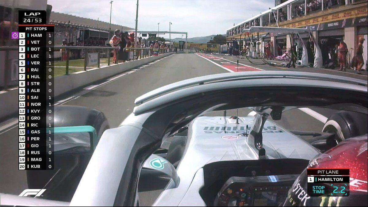 F1, Marelli