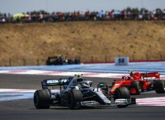 Valtteri Bottas, Charles Leclerc, F1, French GP