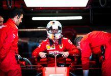 Sebastian Vettel, F1, FIA, Canadian GP, Ferrari