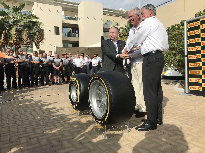 Pirelli, 2021, 18-inch F1