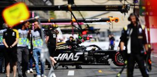 Haas, Rich Energy, F1