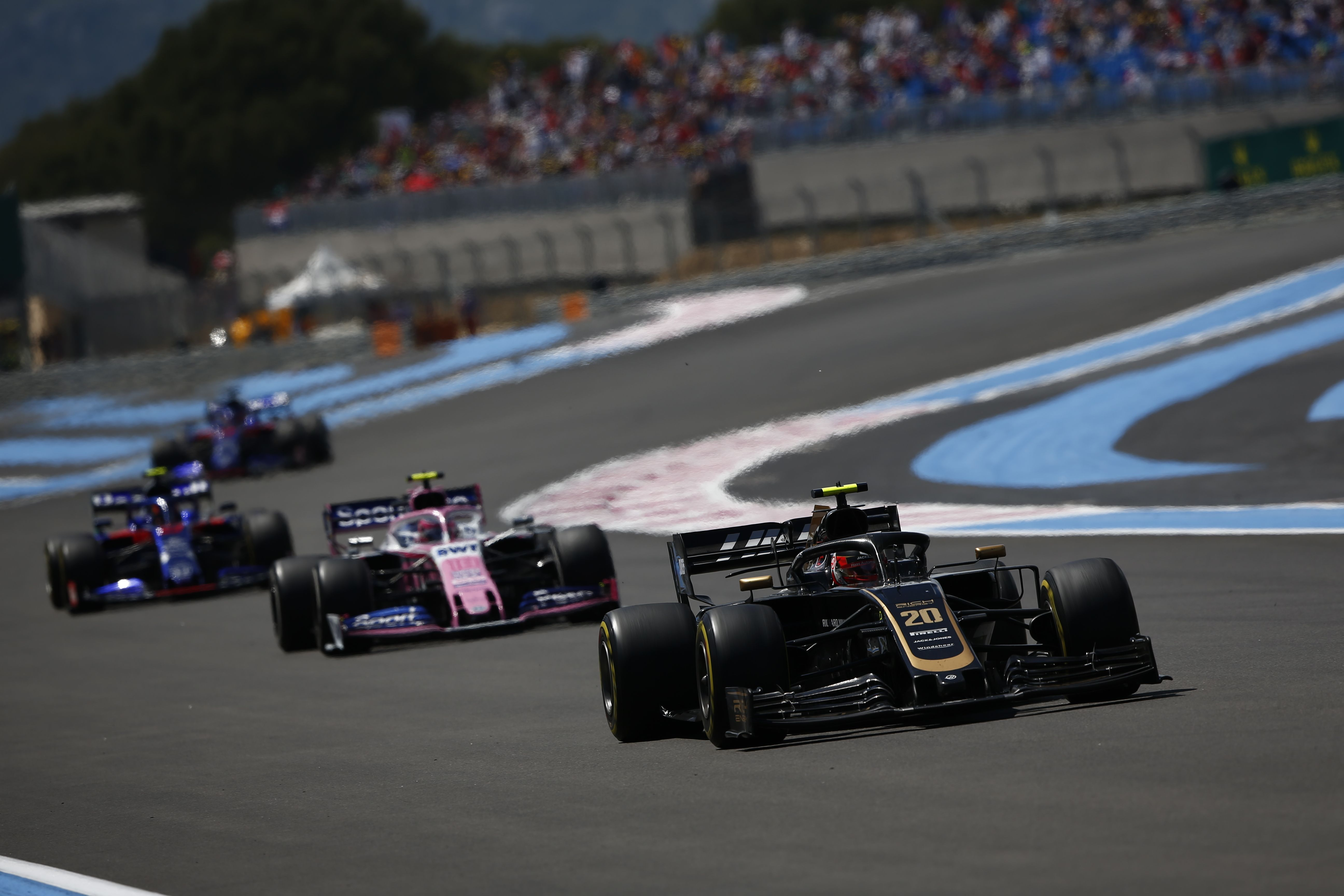 Kevin Magnusse, Guenther Steiner, F1, French GP