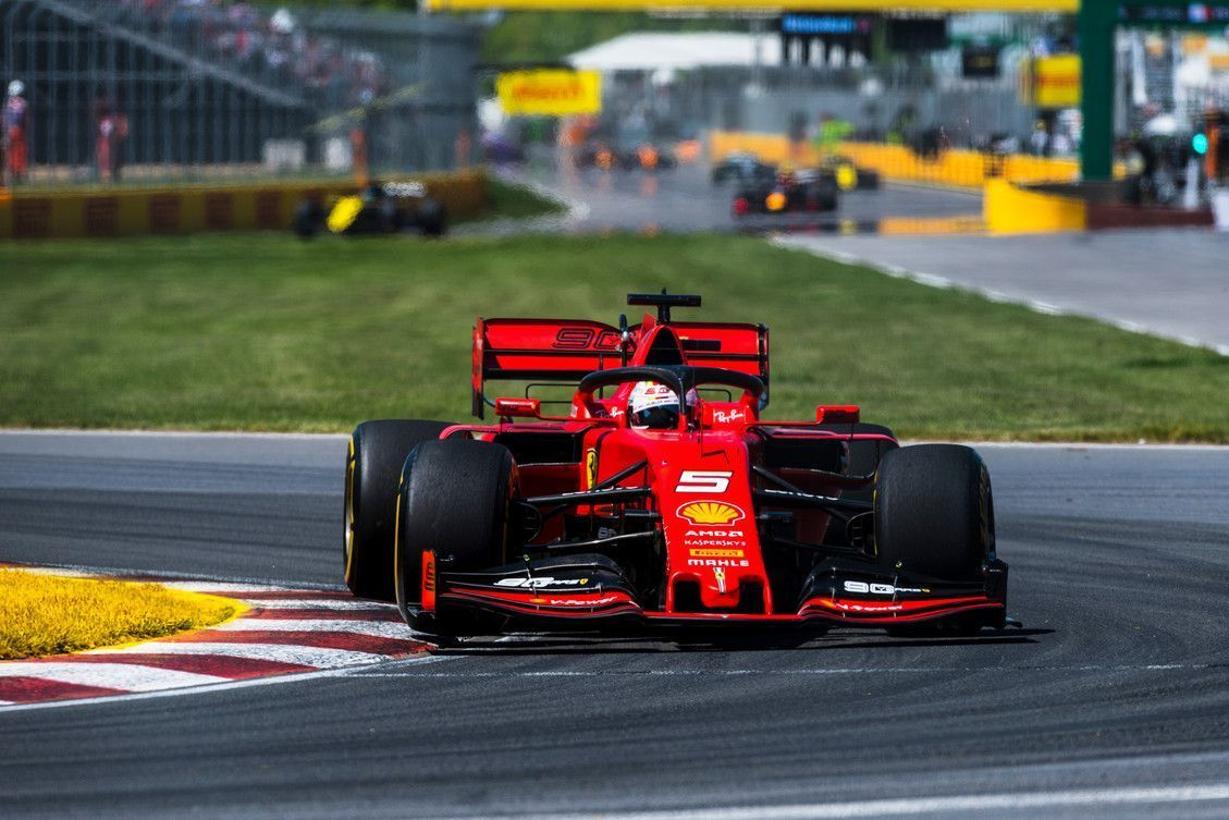 Sebastian Vettel tried to create 5s gap from Lewis Hamilton, F1, Canadian GP