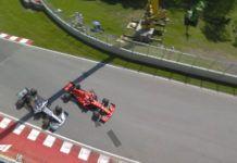 Sebastain Vettel penalty in F1 Canadian GP