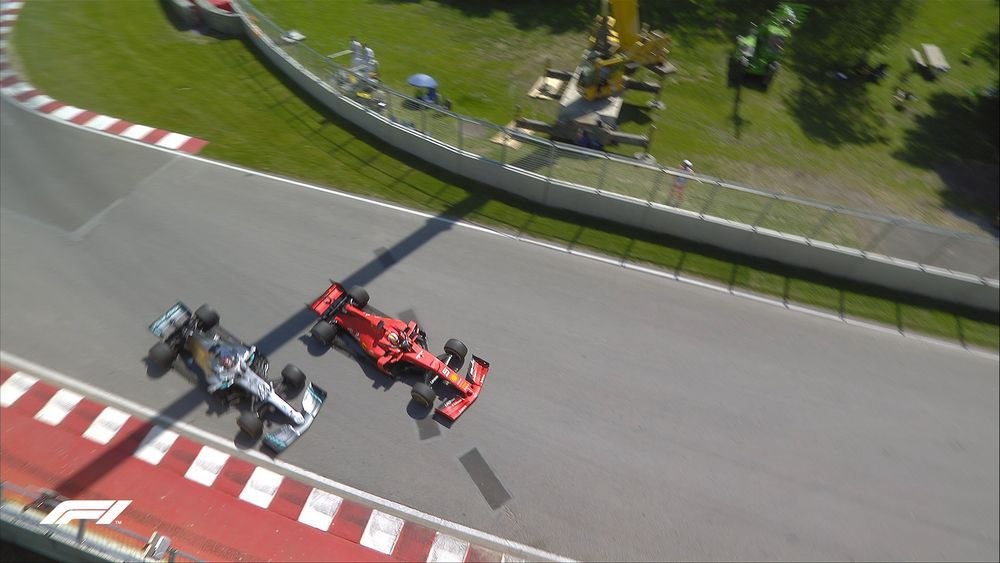 Sebastain Vettel penalty in F1 Canadian GP