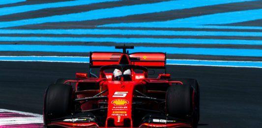 Ferrari, Sebastian Vettel, F1