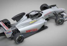 EF Open, F3, Dallara 320