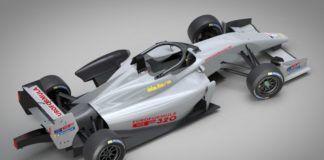 EF Open, F3, Dallara 320