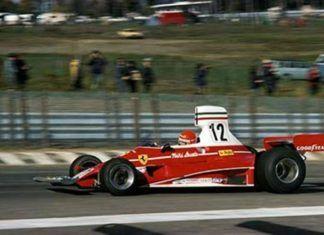 Niki Lauda, Ferrari, F1