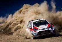 WRC: El tándem Tanak-Toyota se adjudican el Rally de Portugal