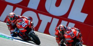 Danilo Petrucci, MotoGP, Ducati