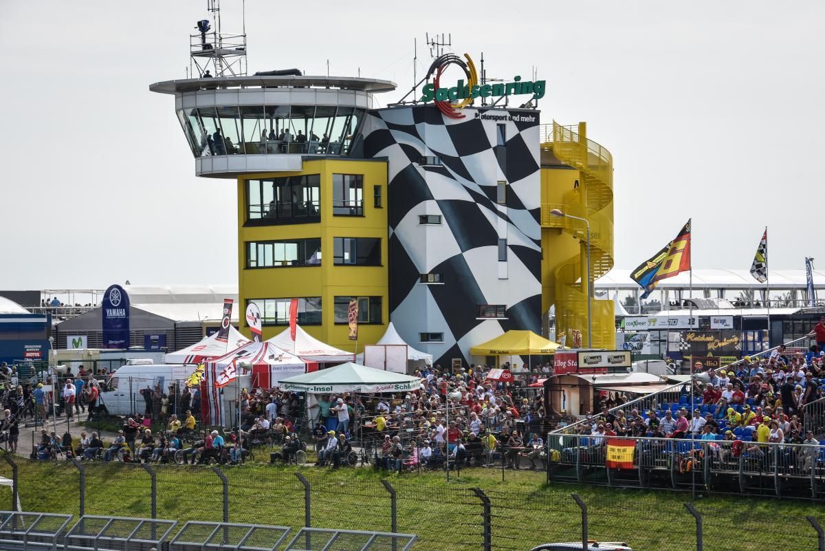 Sachsenring, MotoGP, German GP
