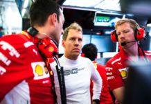 Sebastian Vettel, Ferrari, F1 German GP