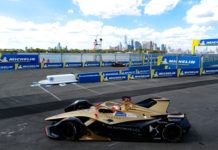 Jean-Eric Vergne, Formula E