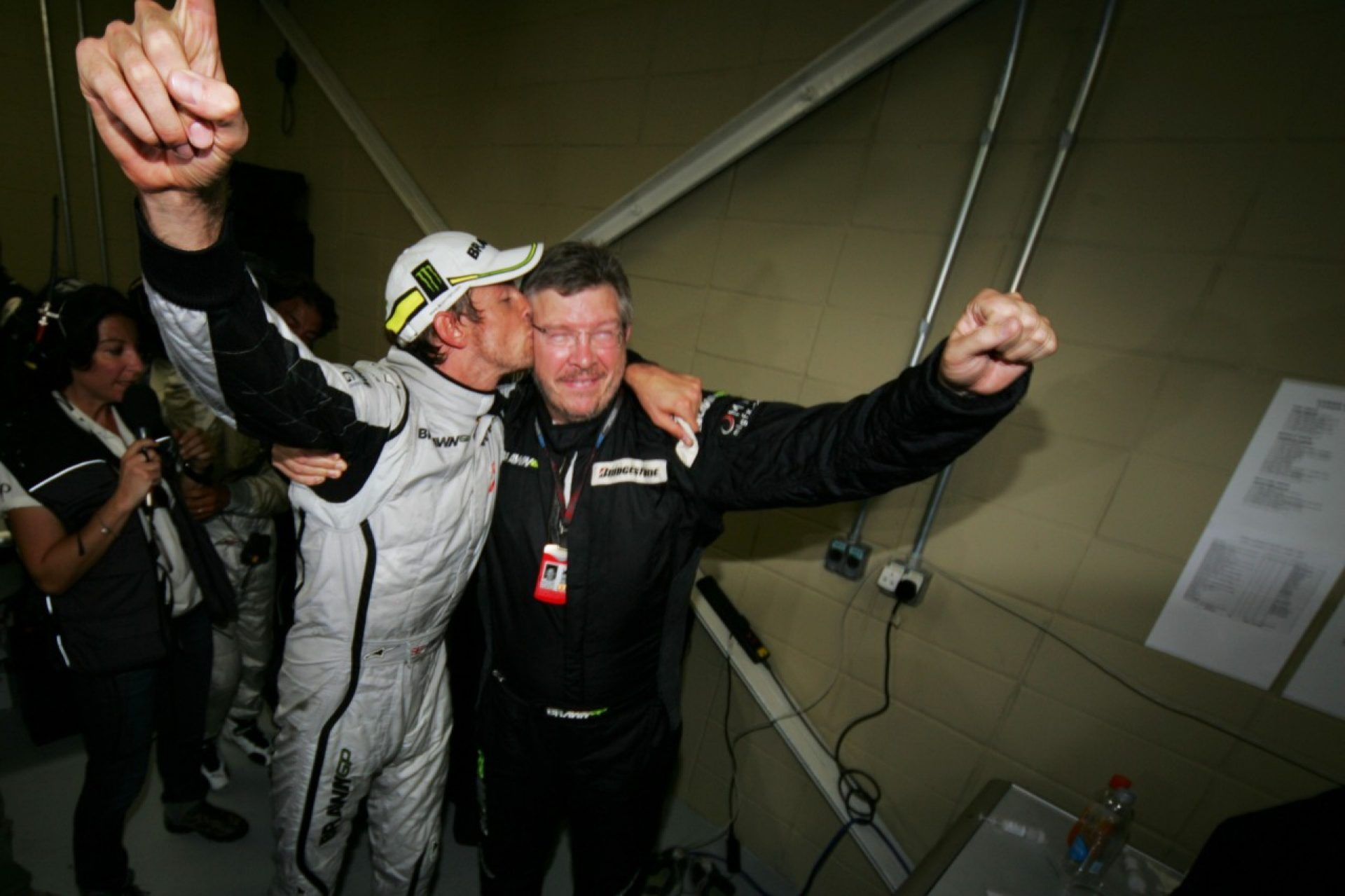 Ross Brawn, F1, Podcast