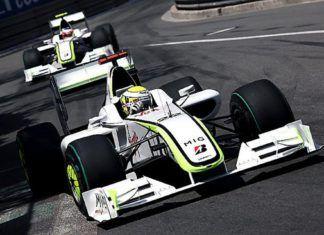 Jenson Button, Brawn GP, British GP, F1