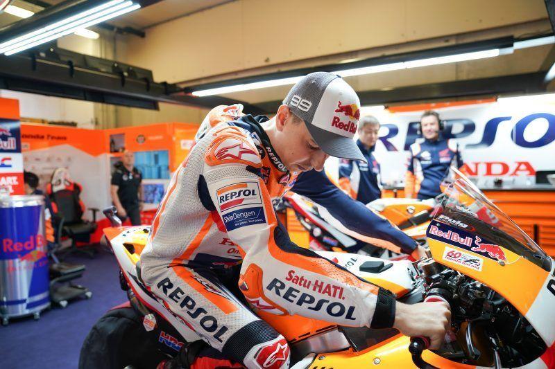 Jorge Lorenzo, Honda, Stefan Bradl
