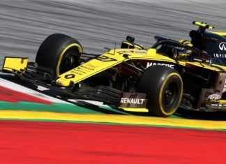 Renault, Mexico GP F1 tyre choice