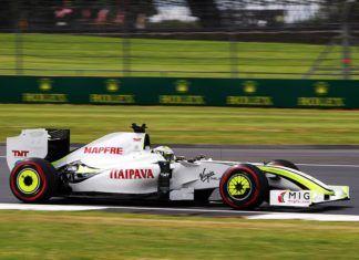 Jenson Button, Brawn GP, F1