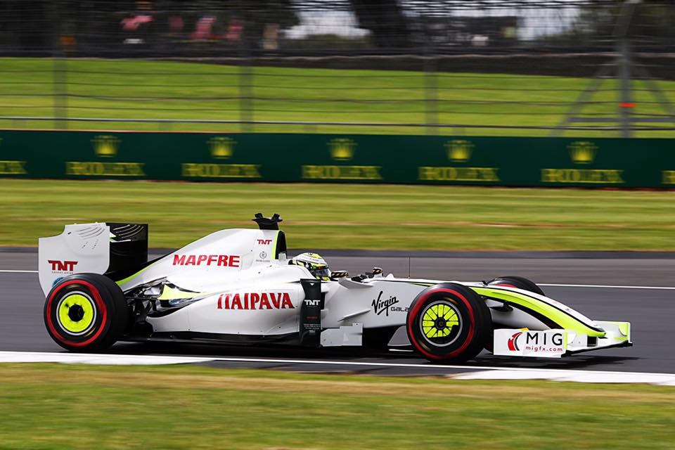 Jenson Button, Brawn GP, F1