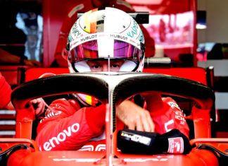 Ross Brawn on Sebastian Vettel, Ferrari