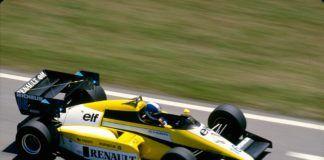 Derek Warwick, Renault, F1