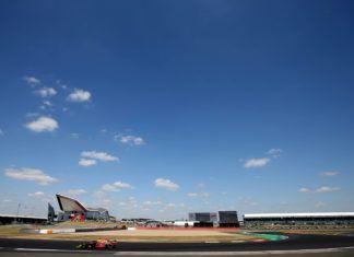British GP, Silverstone, F1