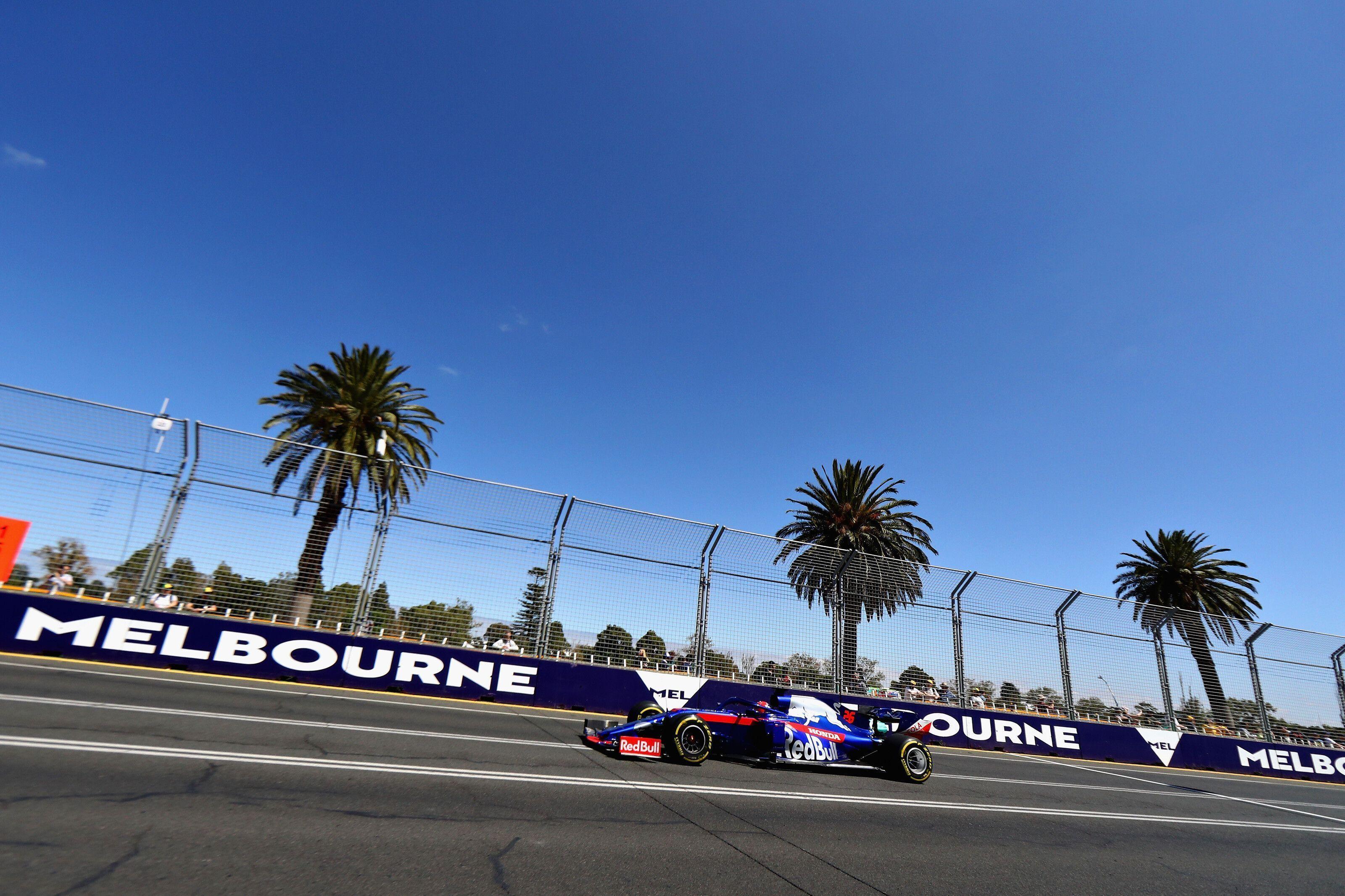 Australian GP, F1
