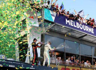 Australian GP, F1, Albert Park