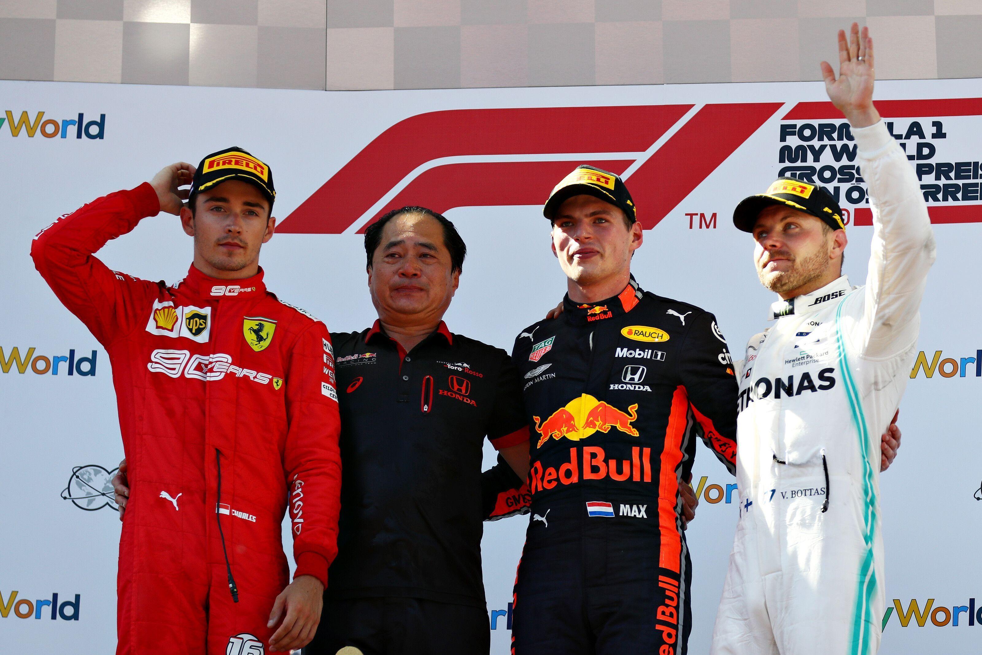 F1, Austrian GP, Max Verstappen