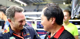 Honda, Christian Horner, Red Bull