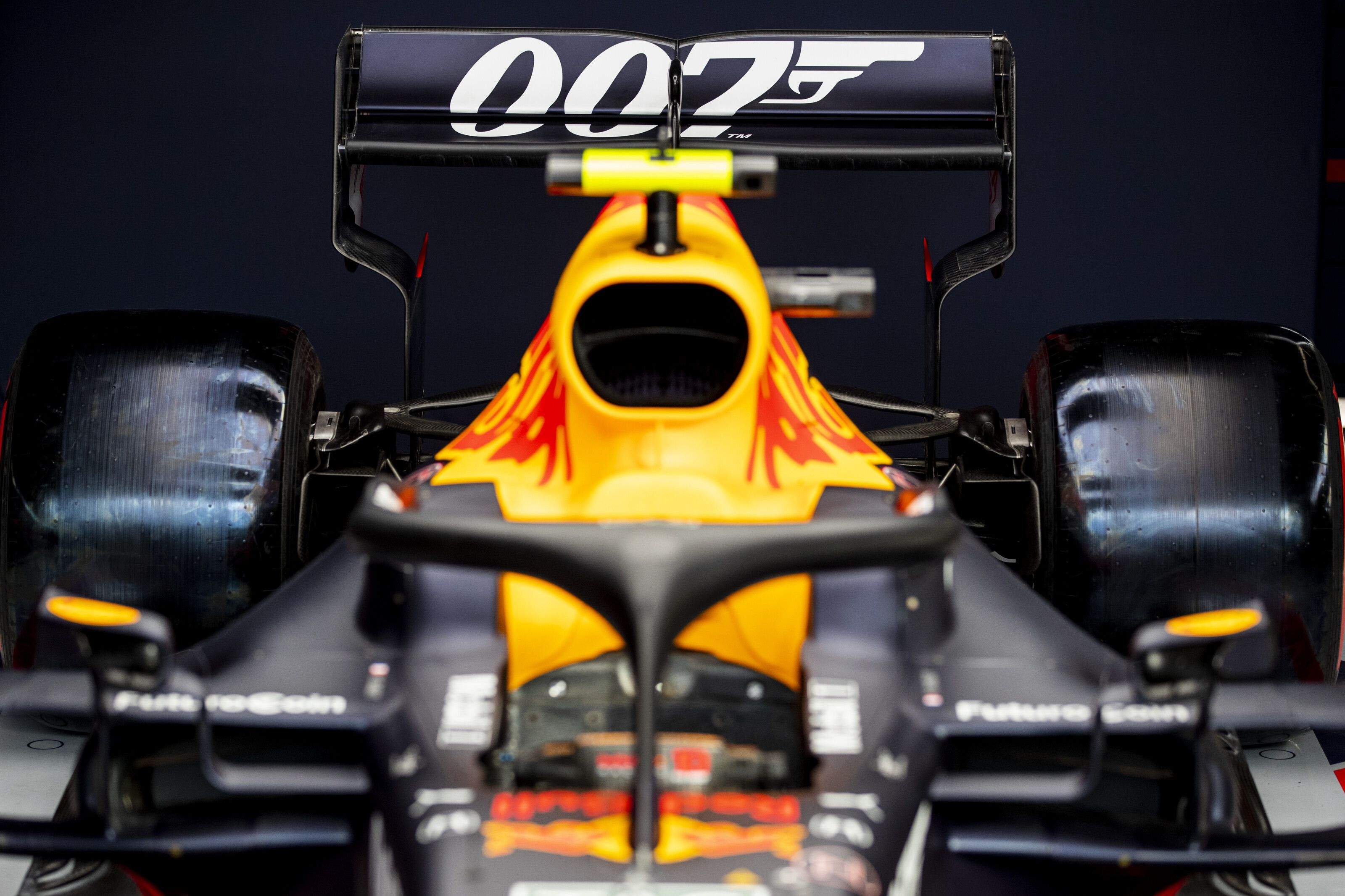 Red Bull, Aston Martin, James Bond 007, F1
