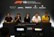 Mercedes dominance talk, F1