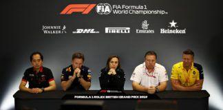 Mercedes dominance talk, F1