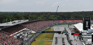 F1, German GP, Broadcast