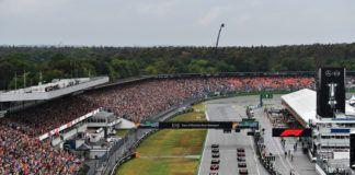 F1, German GP, Broadcast