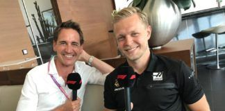 Kevin Magnussen, F1 podcast