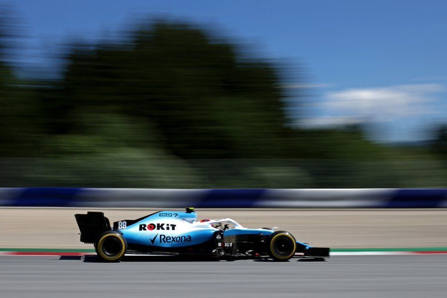 Williams, ROKiT, F1