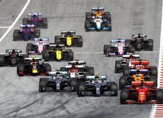 Austrian GP, F1,
