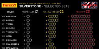 British GP, F1, Pirelli