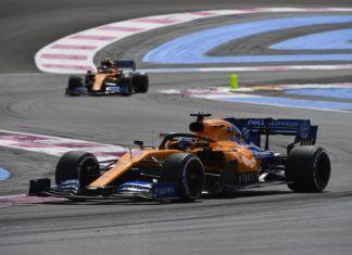 Carlos Sainz, Lando Norris, McLaren, F1