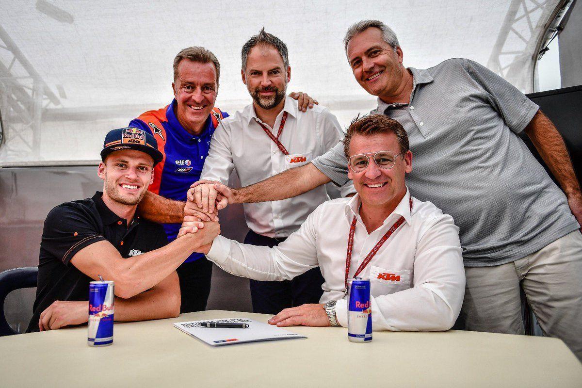 Brad Binder, KTM, MotoGP